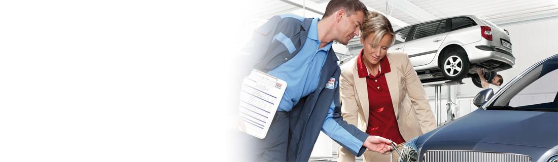 Bosch Car Service - hyvän palvelun autokorjaamo
